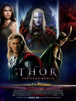 "Δείτε το trailer του ""Thor : The Dark World""!"